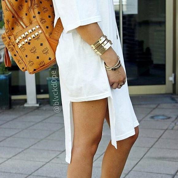 white shirt white shirt