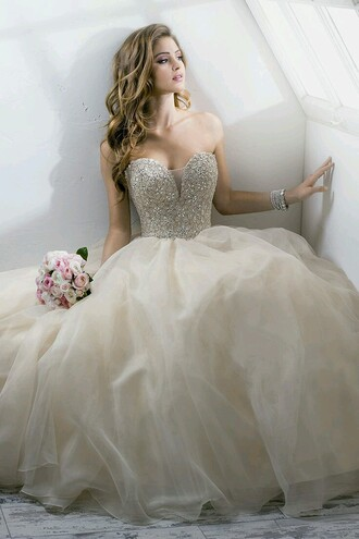 wedding dress white elegant quinceanera dress