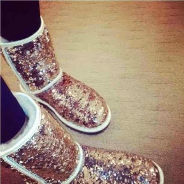 ugg boots sparkle - photo #39