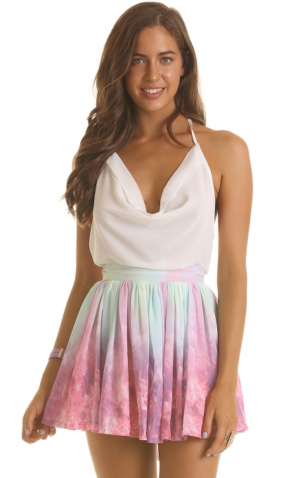 Wishful thinking skirt