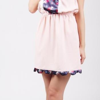 Adora Unique Artwork Dress  on Luulla