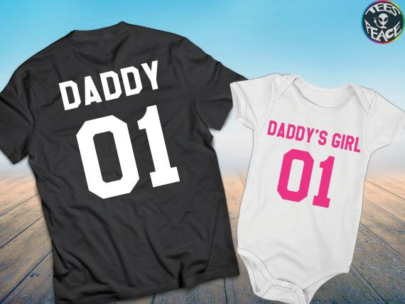 DADDY, DADDY'S GIRL – TEES2PEACE