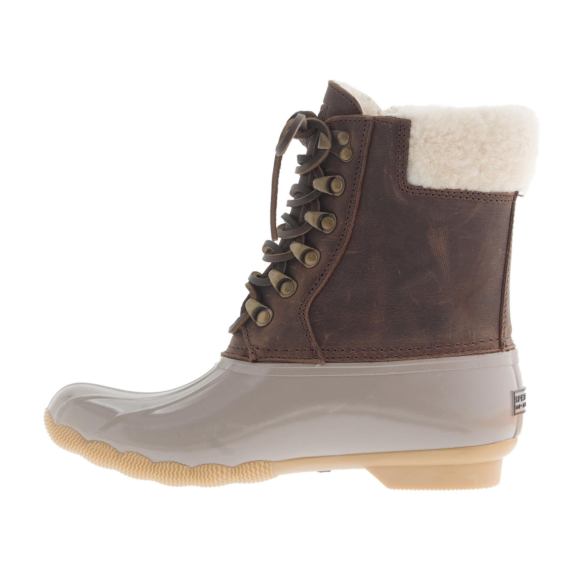 Women s Sperry Top Sider for J Crew Shearwater boots
