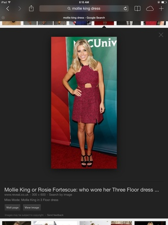 mollie king mollie dress wine dress burgundy dress