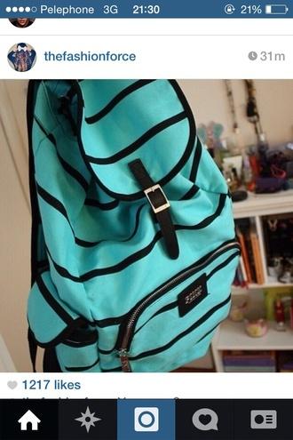 bag blue bag