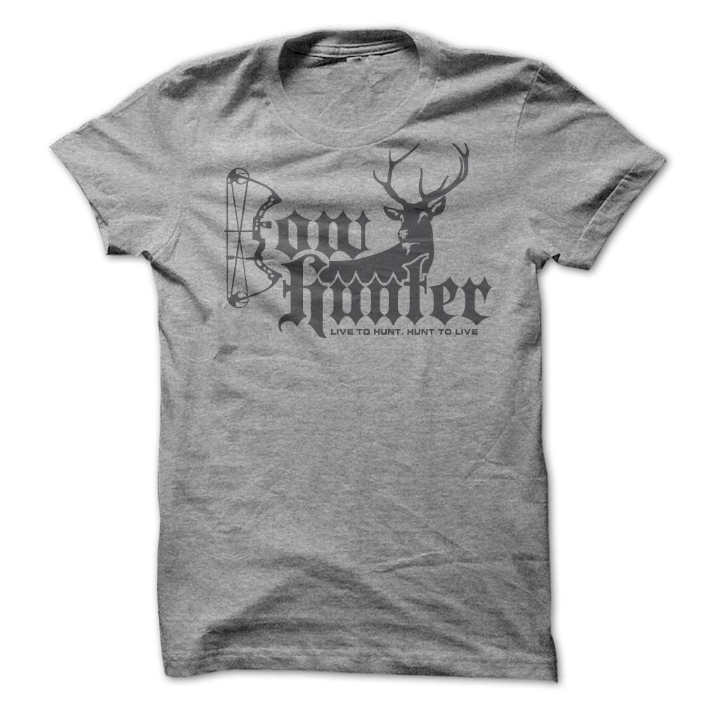Bow Hunter T-Shirt & Hoodie