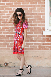 the day book,shoes,dress,belt,sunglasses,tank top