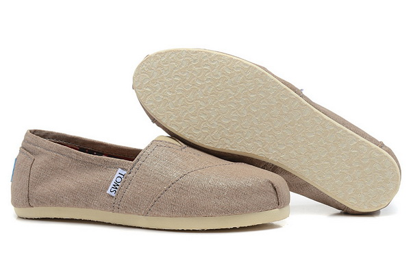 Hot Sale Toms Women All Brown Waxy Canvas Shoes [ODLNHQWIGYB012] - $31.99 : Sports shoes online store, delivery to all countries, all shoes are wholesale prices!