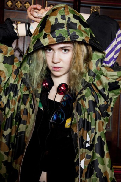 grimes camouflage