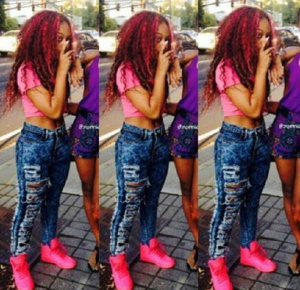 pants bahja rodriguez omg girlz pink pink by victorias secret pink errrythang shirt shoes