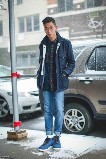 closet freaks blogger casual menswear mens jacket flannel shirt mens shirt jacket shirt jeans shoes