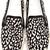 Saint Laurent - Black & White Babycat Print Slip-On Shoes