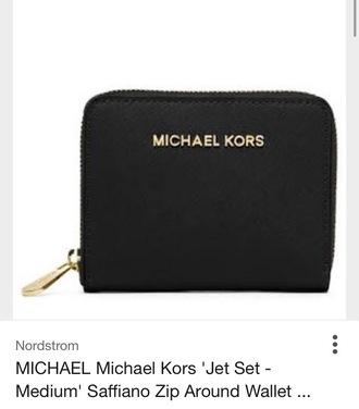 bag michael kors wallet accessories michael kors wallet saffiano leather medium wallet top zip