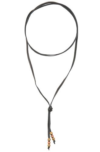 jewels tie necklace festival coachella jewelry music festival necklace choker necklace black choker boho boho chic boho jewelry