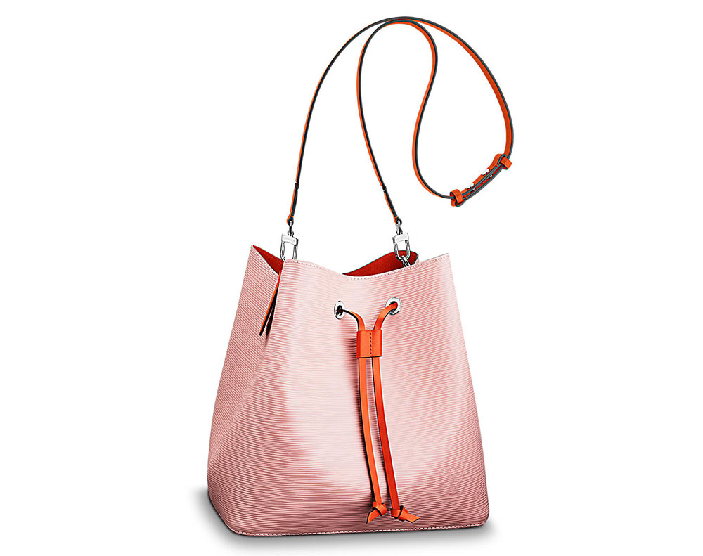 49e513fb602e3 The Louis Vuitton Neonoe Bag Now Comes in 6 Colors of Epi Leather -  PurseBlog