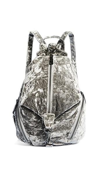 Rebecca Minkoff backpack grey bag