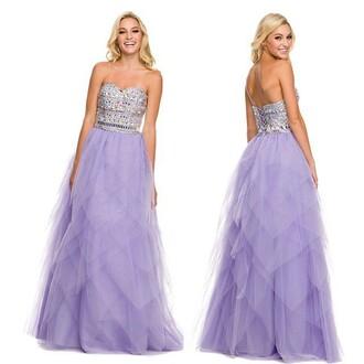 dress prom dress long prom dress lilac prom dress beaded prom dress maxi dress