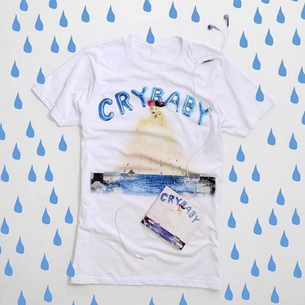 Melanie Martinez Cry Baby Girls T Shirt