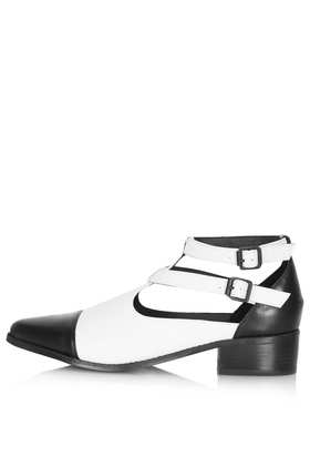 KELSO Cut Out Shoes - Shoes - Sale  - Sale & Offers - Topshop