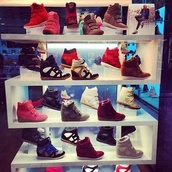 shoes,wedges,sneakers,wedge sneakers,velcro,isabel marant