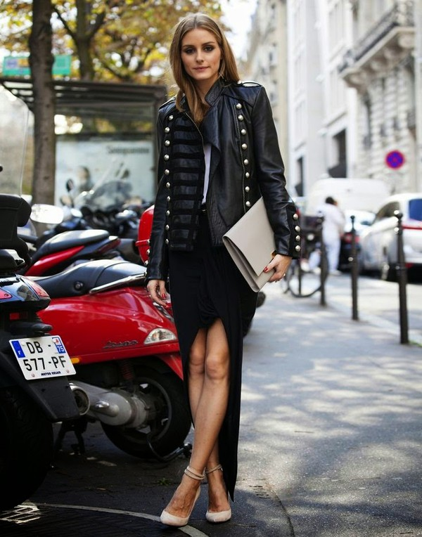 skirt shoes olivia palermo fall outfits