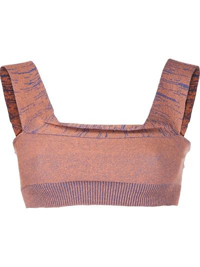 Vivienne westwood ribbed bra top