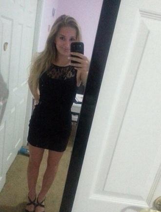 llace dress black dress bodycon dress
