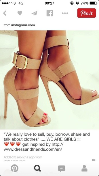 shoes nude court heels