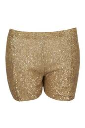 shorts,ladies,shors,gold