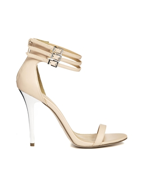 ASOS | ASOS HARROGATE Heeled Sandals at ASOS