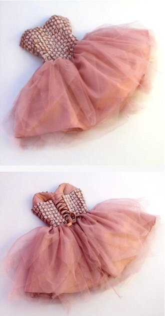 party dress homecoming dress dress pink pinterest prom fast corset gemstone bling rhinestones rhinestones dress rhinestone homecoming dress prom dress cocktail dress barbie pink dress