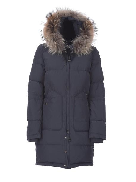 parajumpers jacket down jacket long bear dark grey