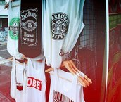 t-shirt,heinkein,ect,starbucks coffee,jack daniel's,obey,tank top,heineken,barcode,camera,clothes,black,white tank top,photography,white,shirt,summer,beautiful,fashion,creative,blouse,muscle tee,842988,graphic crop tops,top,jack daniels shirt