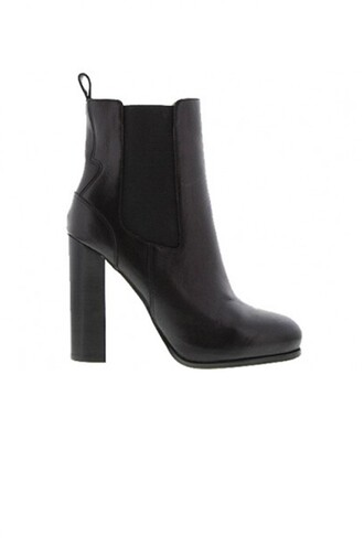 shoes ankleboots heels