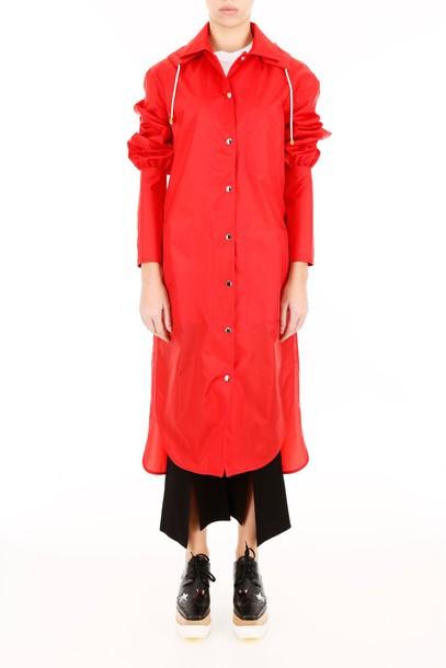 MARNI coat rain coat