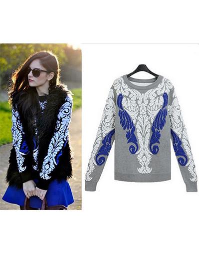 Fashion elengant trend sweatshirt