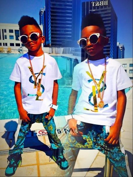 Ysl Baby Boy Clothes