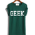 Green Short Sleeve GEEK Punk T-Shirt : KissChic.com