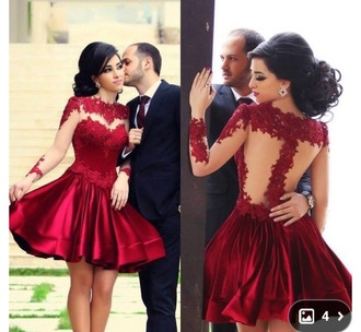 ball dress red dress red underwear party party dress fashion lovely pepa girly wedding dress