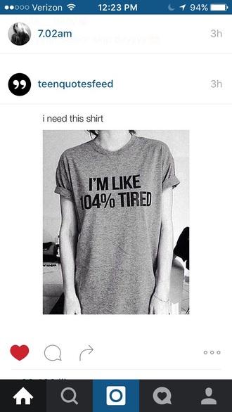 shirt grey t-shirt