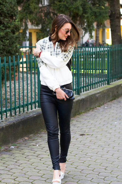 style and trouble jacket shoes sunglasses