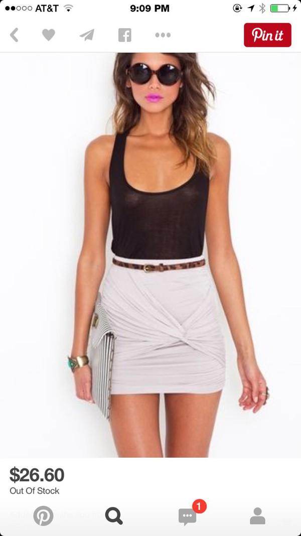 33 beautiful summer wrap skirt