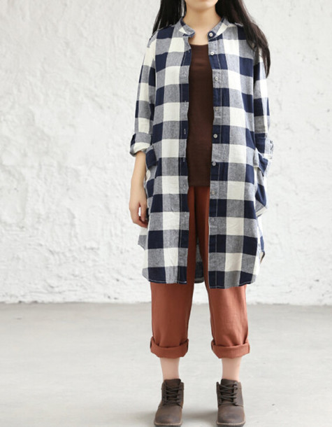 dress plaid dress