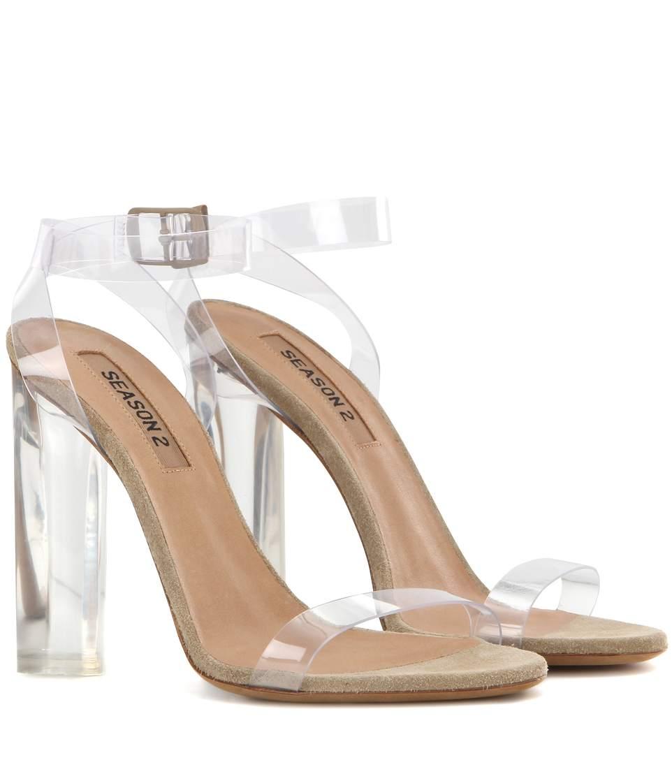 Transparent sandals (Season 2)