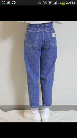 jeans large cool love it! blue jeans