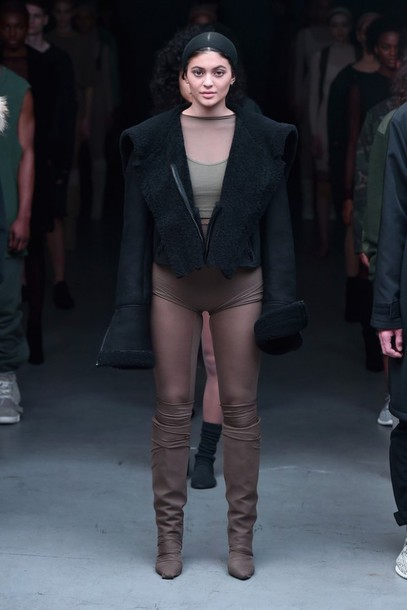 jacket boots fashion week 2015 fashion
