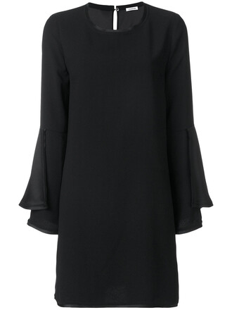 dress women black