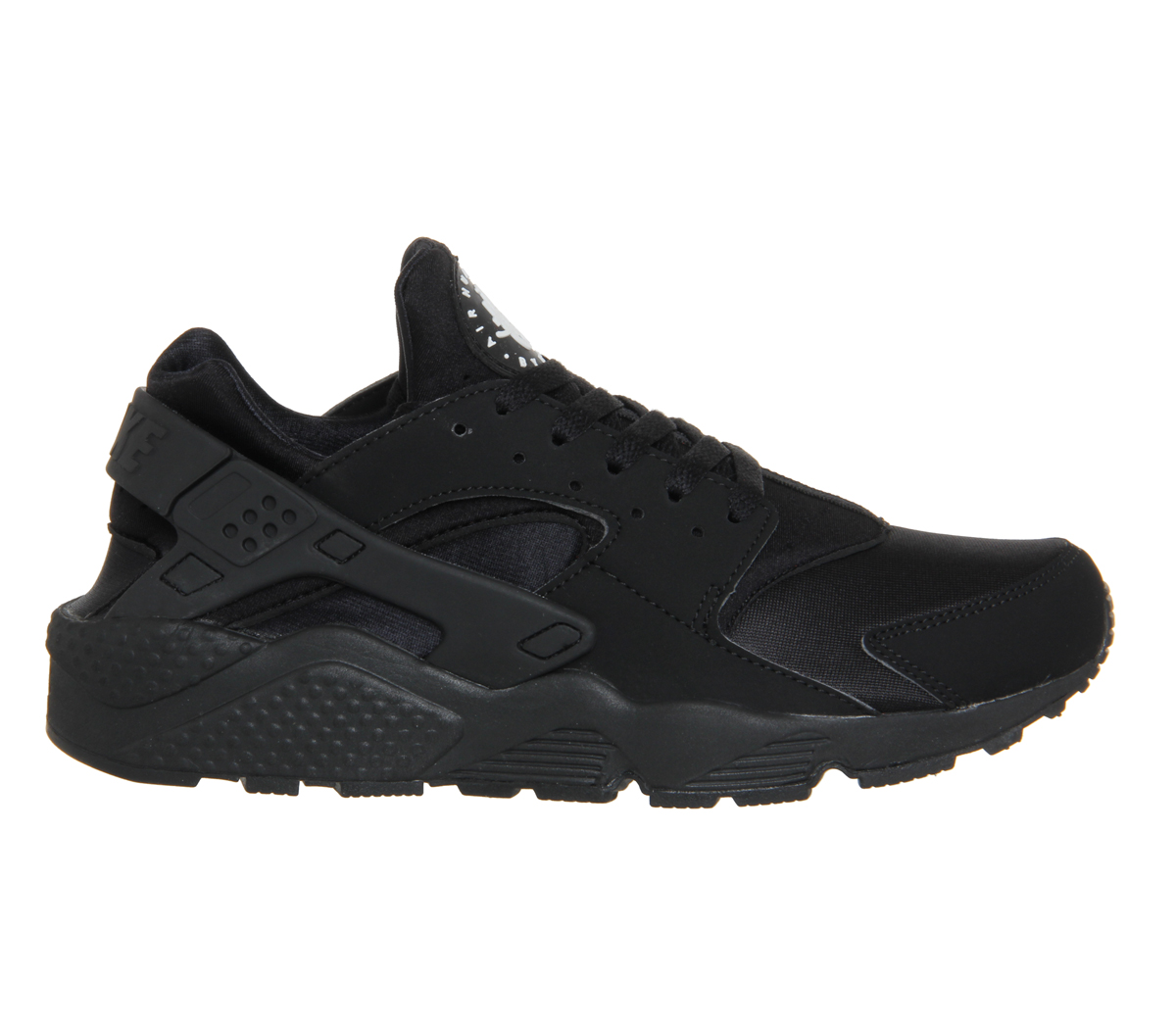 0985e7b728fe9 Nike Air Huarache Black Mono - Unisex Sports