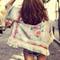 """Boho """"adore me"""" fringes kimono cape – glamzelle"""