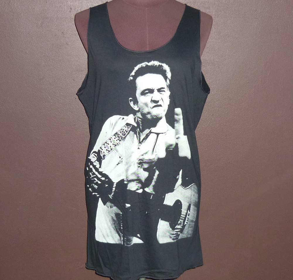 ccedf518 Workout Shirts — Johnny Cash Country Rockabilly Folk Rock Music ...